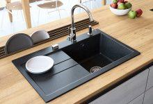 تصویر سینک گرانیتی پرکاربردترین محصول آشپزخانه